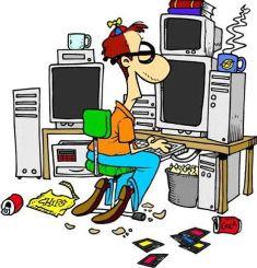 помешанный на компьютерах